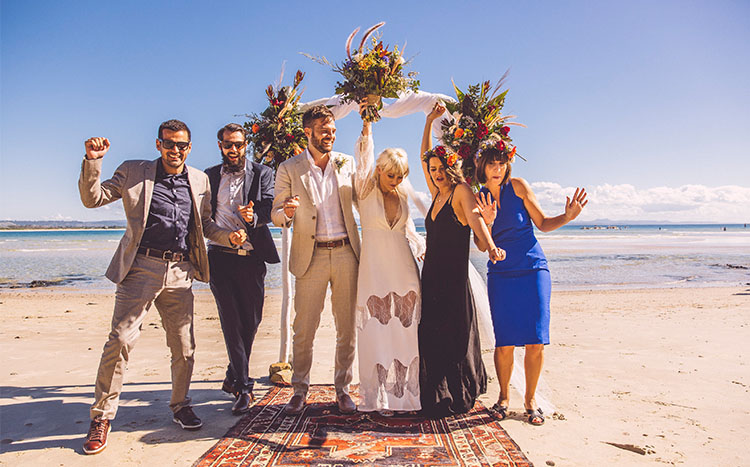 Awesome Byron Bay Elopement - Hitched in Paradise