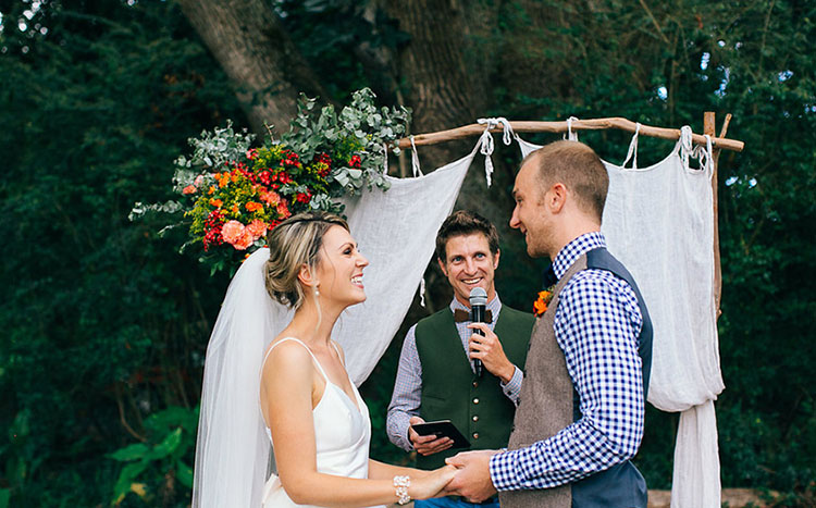 Tweed Coast Wedding - Marriage Celebrant - Benjamin Carlyle