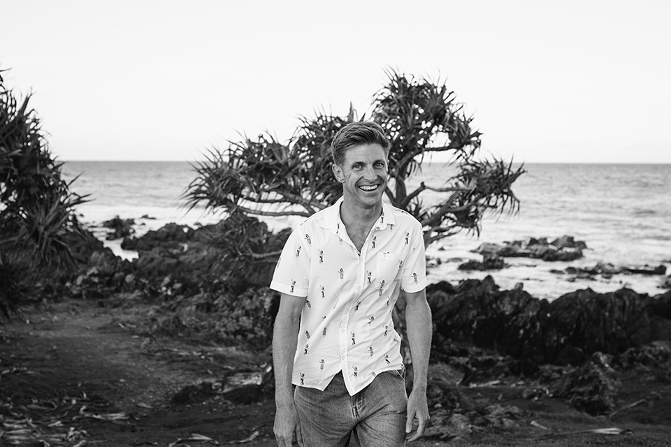 Byron Bay Marriage Celebrant Ben Carlyle
