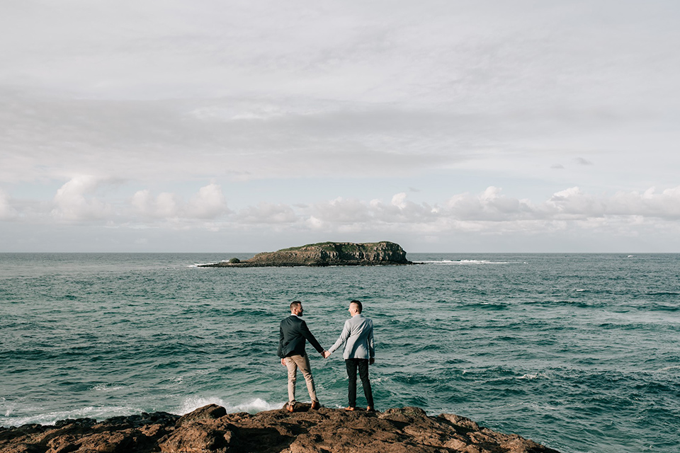 Tweed Coast Elopements - Hitched In Paradise - Fingal Heads