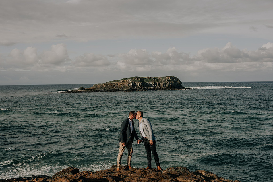 Tweed Coast Elopements - Hitched In Paradise - Fingal Head