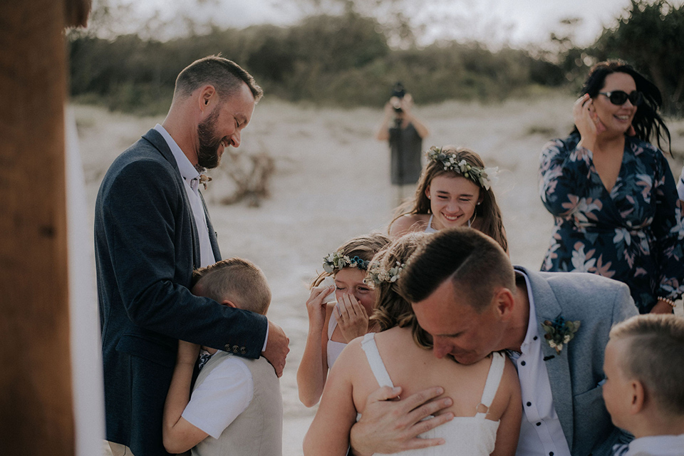 Hitched In Paradise - Byron Bay Same Sex Elopement