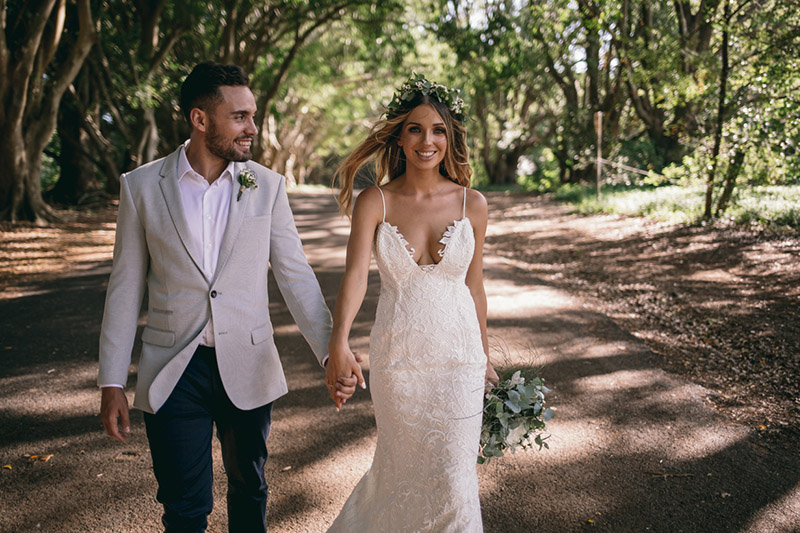 Byron Bay Boho Wedding Blog - Wilde Visual Photo