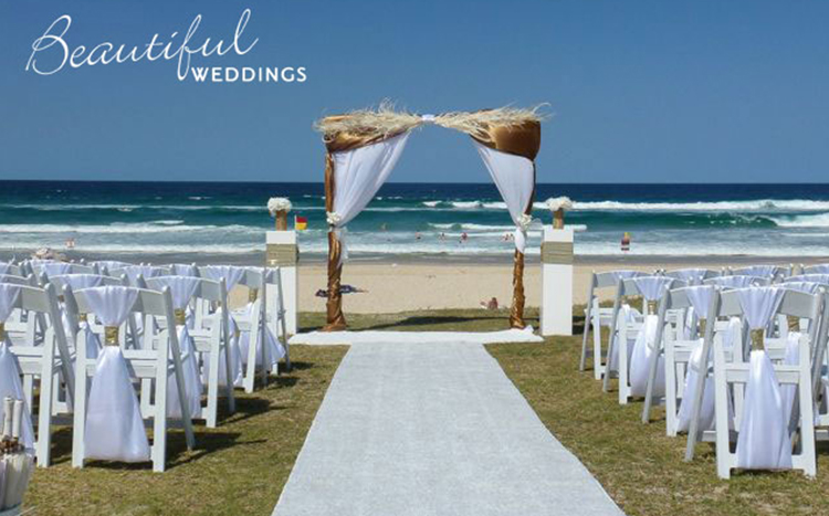 Gold Coast Beach Wedding Locations Benjamin Carlyle Celebrant