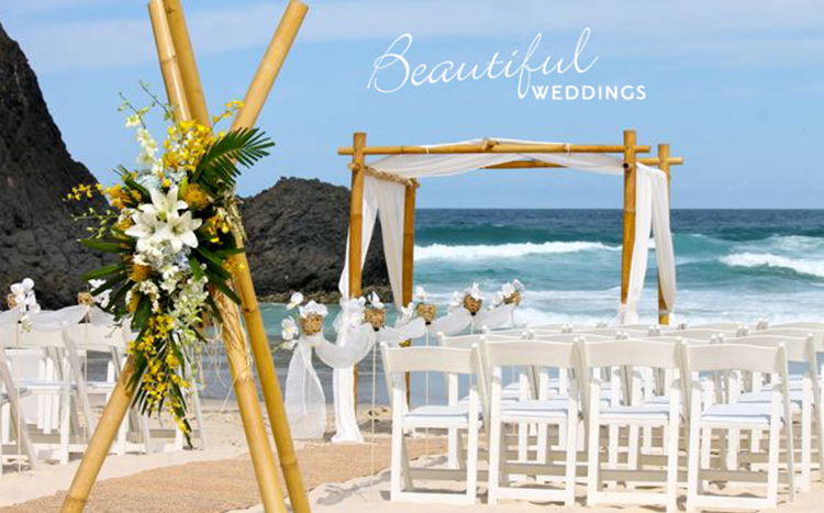 North Burleigh Beach Beautiful Weddings Styling Benjamin Carlyle Blog