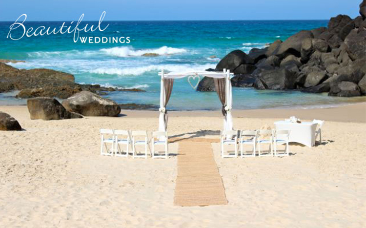Froggy's Beach, Coolangatta - Beautiful Weddings Styling - Benjamin Carlyle Blog