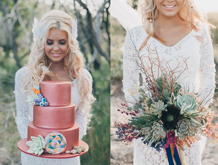Bohemian Elopement Pic -We are Twine