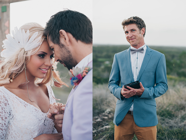 Byron Bay Marriage Celebrant. Benjamin Carlyle a fun young Wedding Celebrant servicing the Bryon Shire
