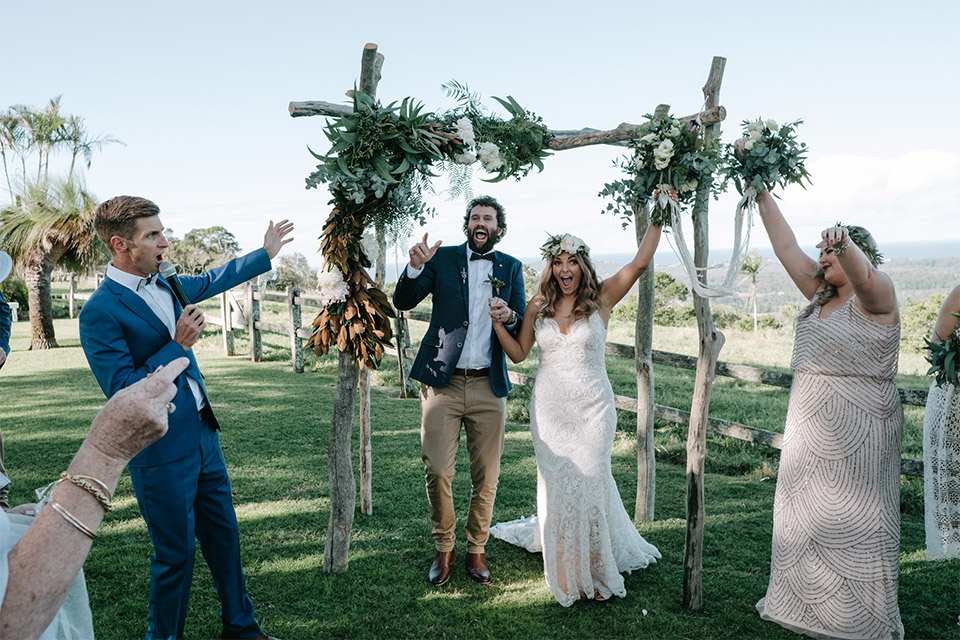 Benjamin Carlyle - Byron Bay Marriage Celebrant