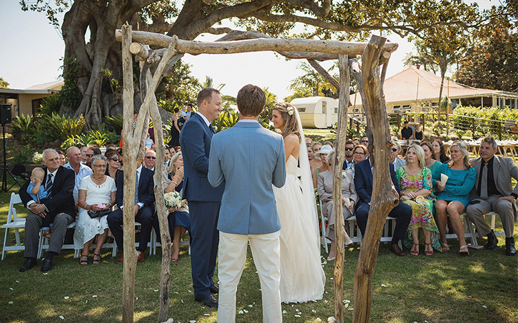 Figtree Restaurant Wedding Blog - Benjamin Carlye - Byron Bay Marriage Celebrant