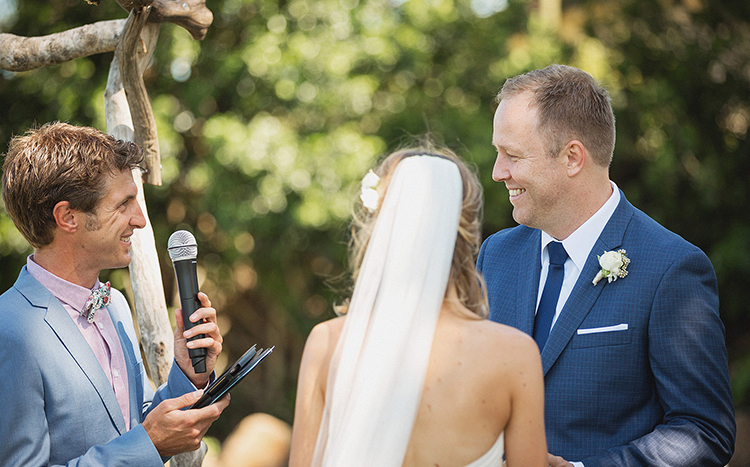 Figtree Restuarant, Byron Bay Wedding - Tim & Chantelle
