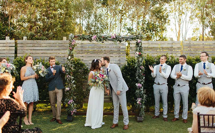 Osteria Wedding - Kingscliff Marriage Celebrant - Benjamin Carlyle