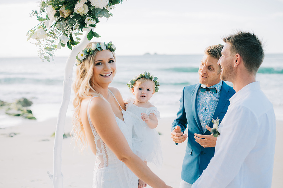 Benjamin Carlyle Elopement Celebrant - Hitched In Paradise - Byron Bay