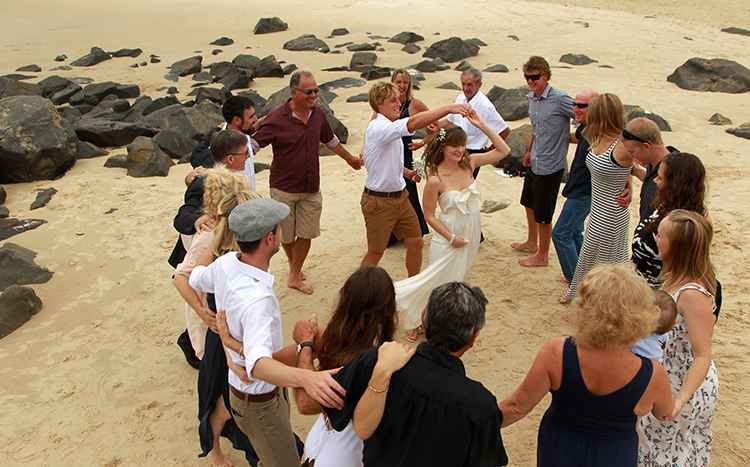 Benjamin Carlyle Marriage Celebrant Blog - Fun Tweed Coast Weddings