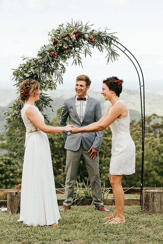 Benjamin Carlyle Marriage Celebrant - Gold Coast Wedding