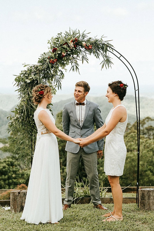 Benjamin Carlyle Marriage Celebrant - Tweed Coast Wedding