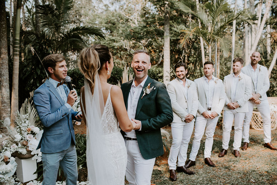 Tweed Coast Weddings Celebrant - Benjamin Carlyle