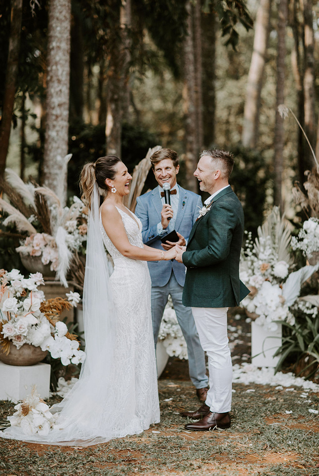 Byron Bay Weddings Celebrant - Benjamin Carlyle