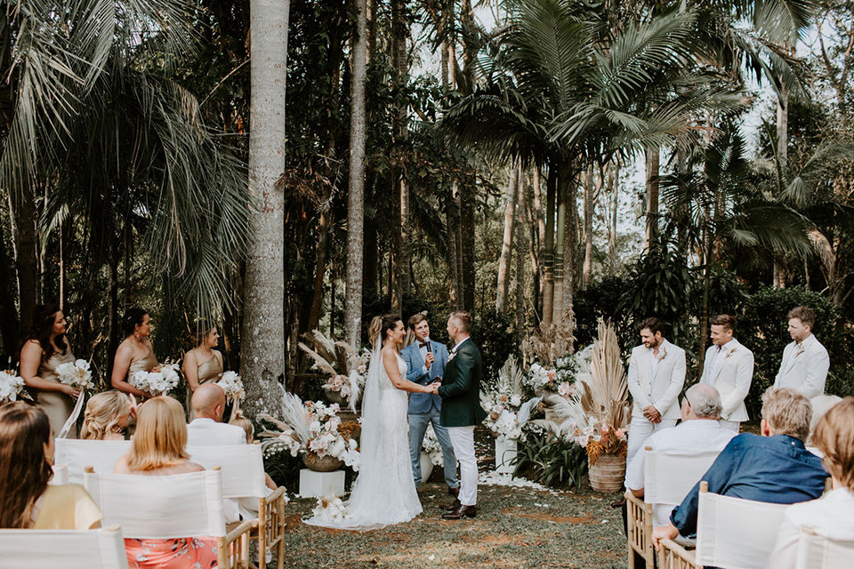 Byron Bay Marriage Celebrant - Benjamin Carlyle