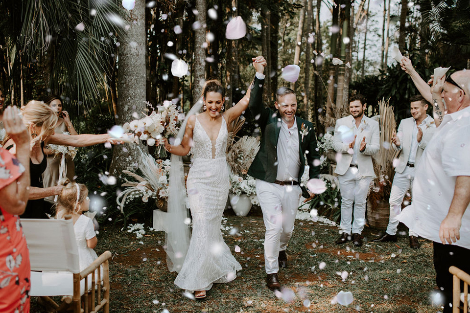 Byron Bay Fun Weddings - Benjamin Carlyle