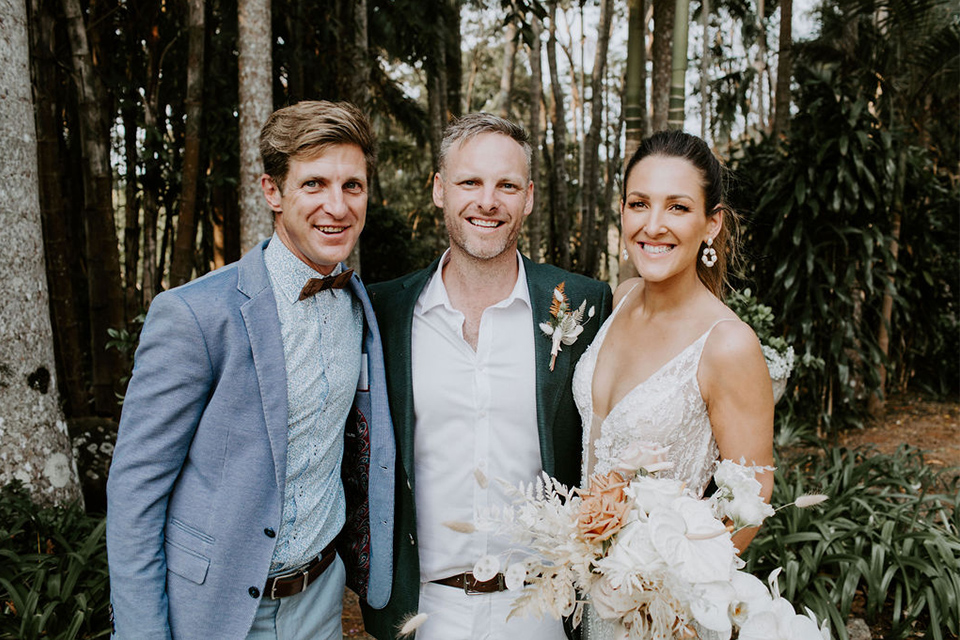 Byron Bay Weddings - Benjamin Carlyle Celebrant - Newrybar Downs