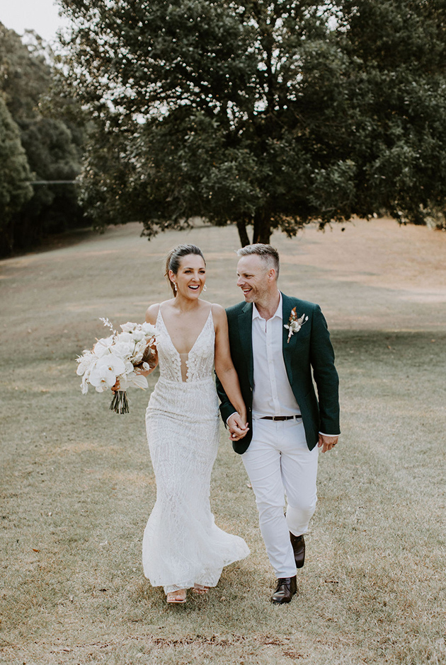 Byron Bay Hinterland Wedding - Leanne Troy - Newrybar Downs