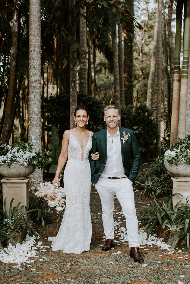 Byron Bay Hinterland Weddings - Leanne Troy - Newrybar Downs