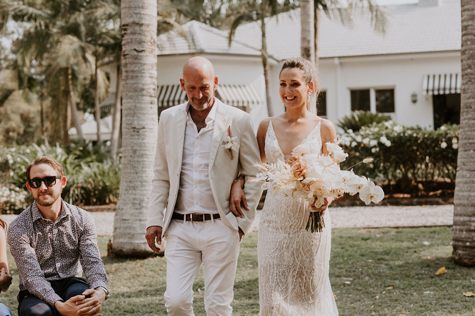Byron Bay Weddings - Newybar Downs - Leanne Troy