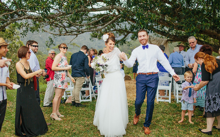 Midginbil Hill Wedfiesta - Northern NSW Rural Wedding