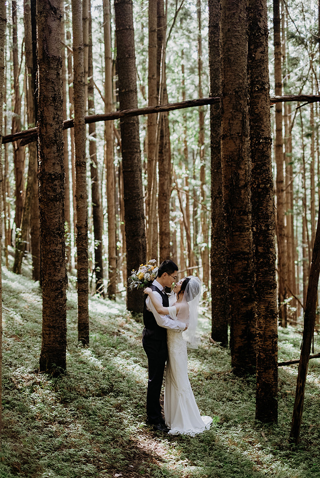 Gold Coast Elopements - Hitched In Paradise - HInterland Weddings