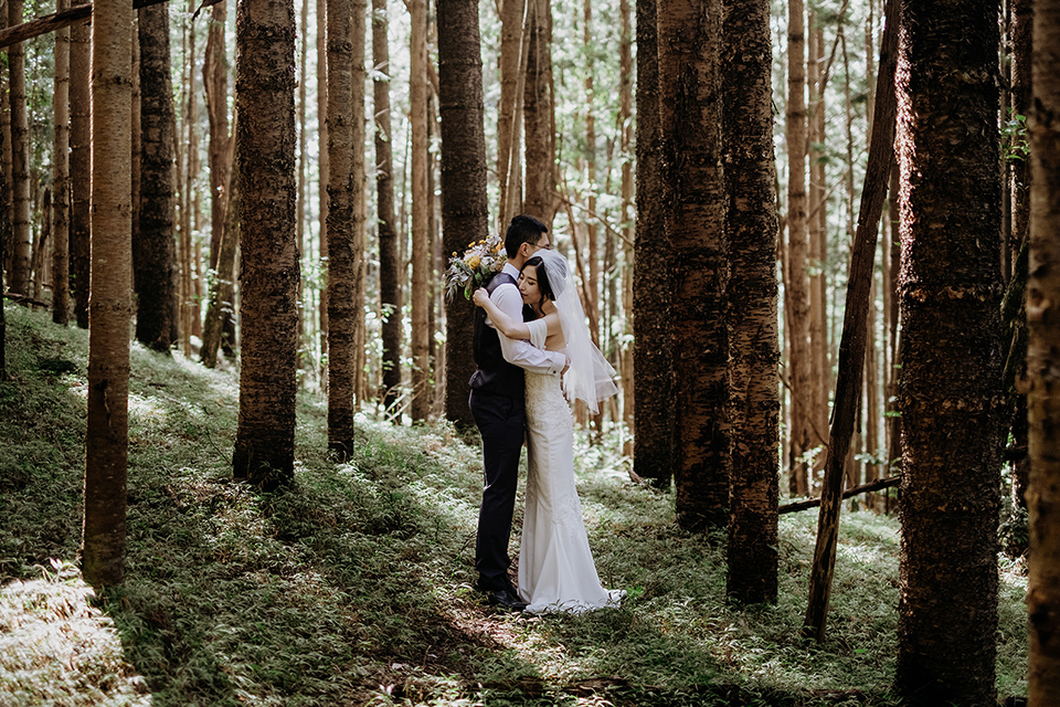Gold Coast Elopements - Hitched In Paradise - HInterland Wedding