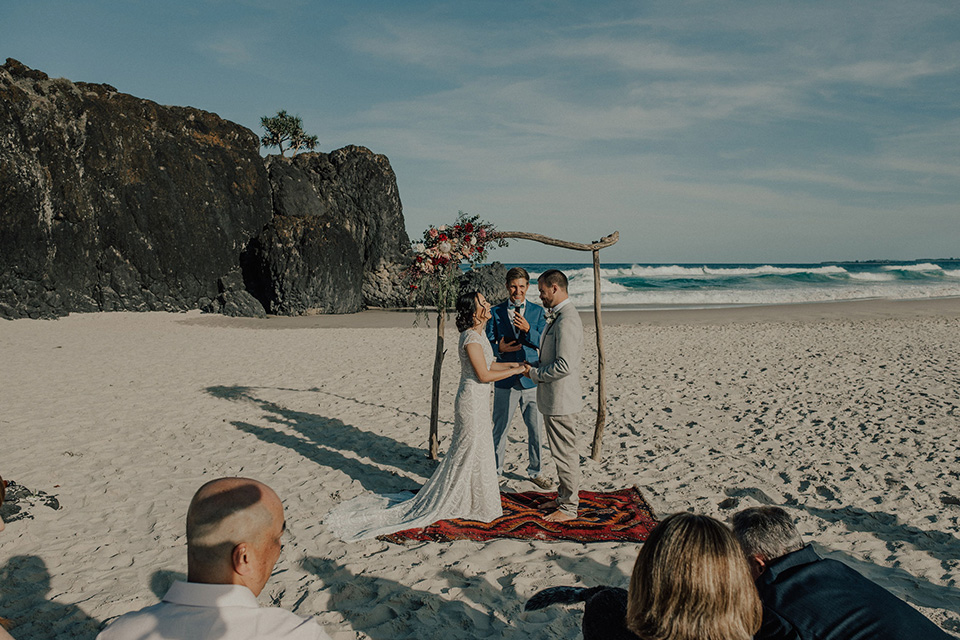 Tweed Coast Wedding - Hitched In Paradise Elopement