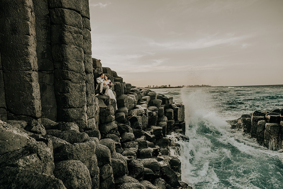 Steph & Mitch - Hitched In Paradise - Byron Bay Elopement