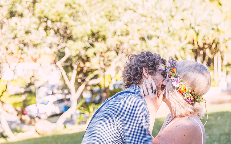 Byron Bay Elopement - Wategos Lawn - Blue Tulip Imaging