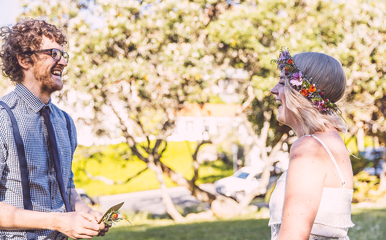 Byron Bay Wedding Blog - Wategos Lawn Elopement
