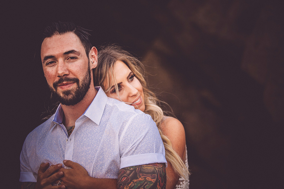 Byron Bay Wedding - Hitched In Paradise - Beach Elopement