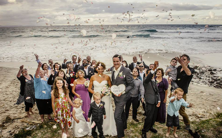 Benjamin Carlyle Marriage Celebrant - Fun Byron Bay Weddings Blog