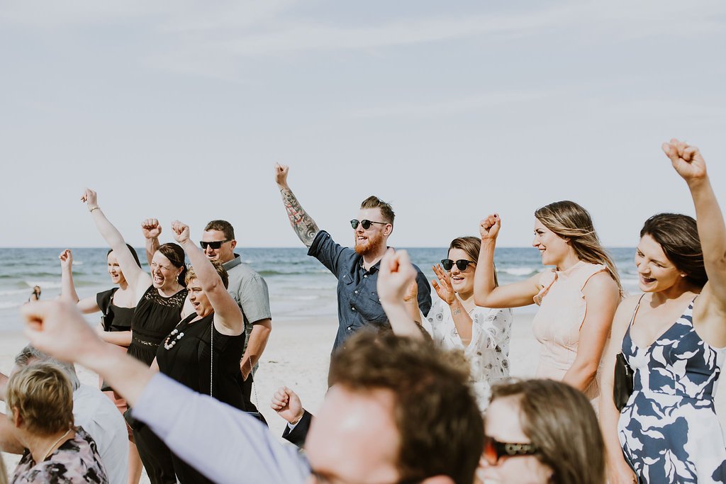 Byron Bay fun Wedding - Benjamin Carlyle - Carly Tia Photography
