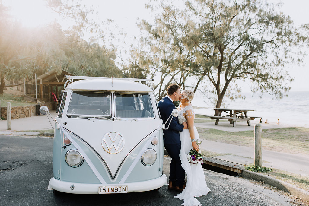 Byron Bay Wedding Kombi