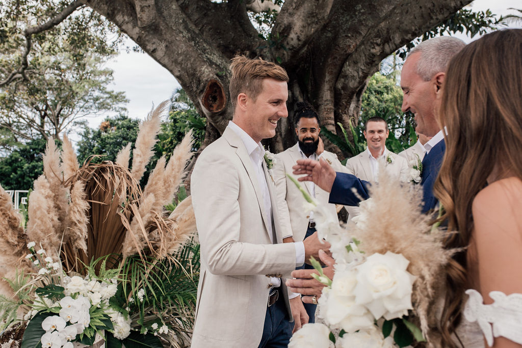 Figtree Restaurant - Byron Bay Weddings - Tarsh & Steve