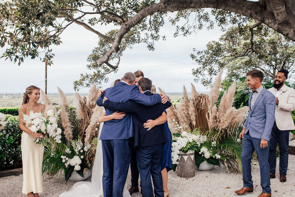 Family Love - Benjamin Carlyle - Byron Bay Marriage Celebrant