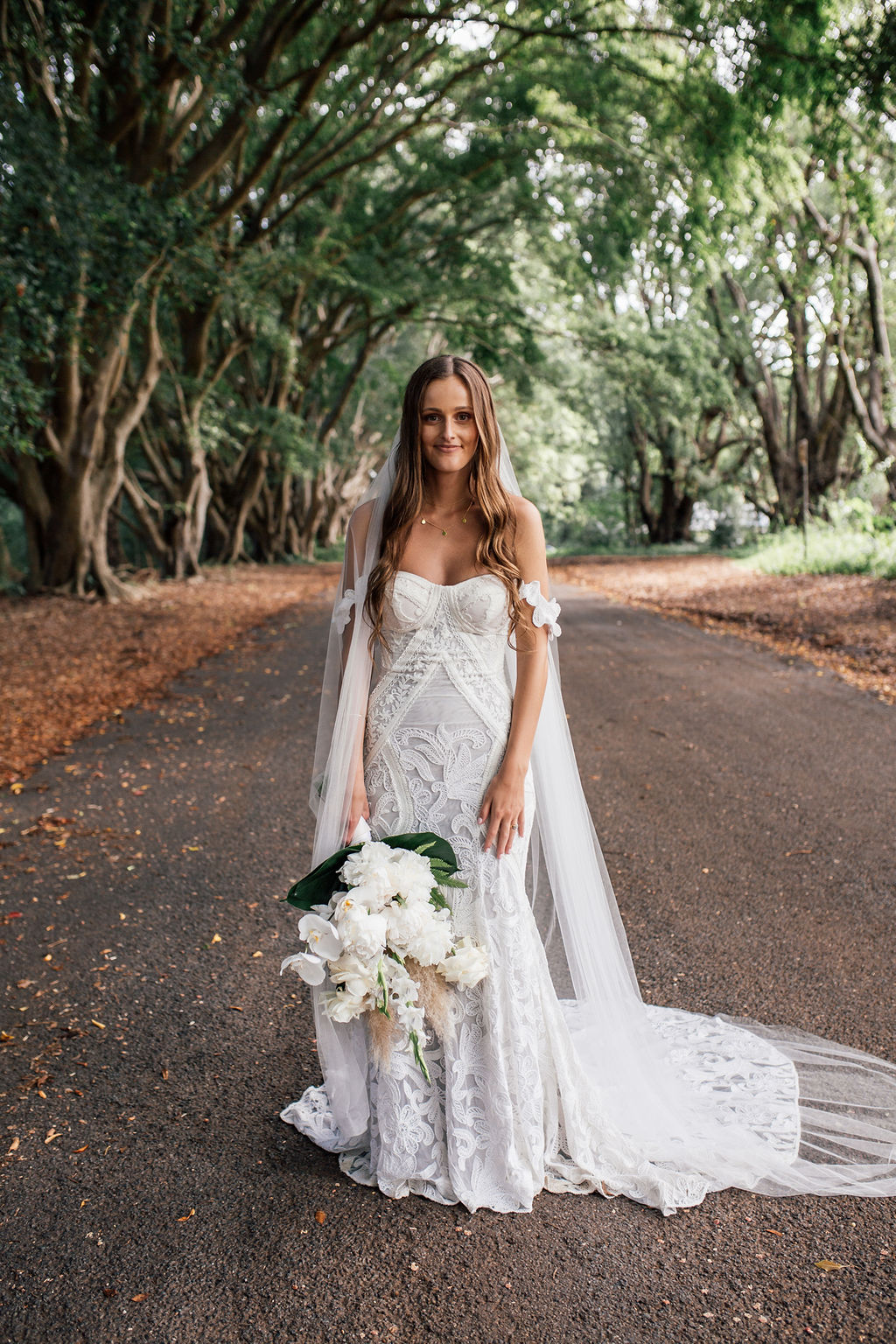 Boho Bride - Figtree Restaurant - Byron Bay Wedding