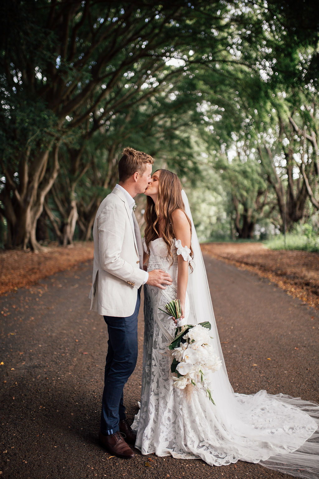 Boho Bride - Figtree Restaurant - Byron Bay Wedding Blog